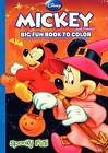 Disney Mickey & Friends (Minnie) Big Fun Book to Color Spooky Fun Halloween Coloring Book: ...