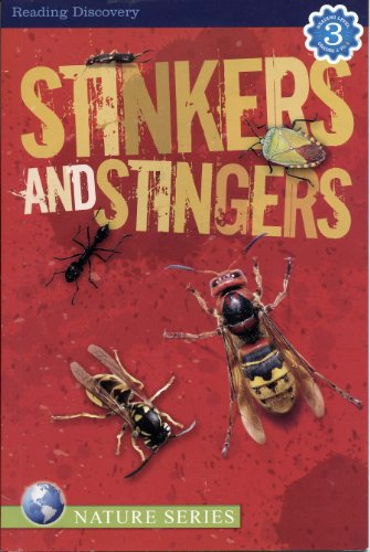 9781403773944: Stinkers and Stingers [Level 3 reader] (Nature series)