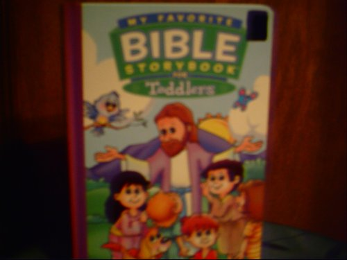 9781403780508: Bible Storybook for Toddlers