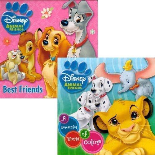 9781403781611: Disney Animal Friends 2-book Set