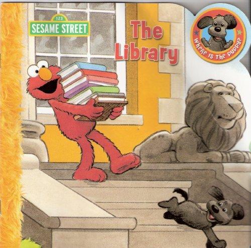 9781403789365: The Library (123 Sesame Street)