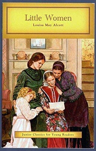 9781403789402: Little Women (Junior Classics for Young Readers) by Louisa May Alcott (2009) Paperback