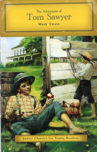 9781403789419: The Adventures of Tom Sawyer (Junior Classics for Young Readers)