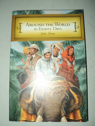 9781403793966: Around the World in Eighty Days