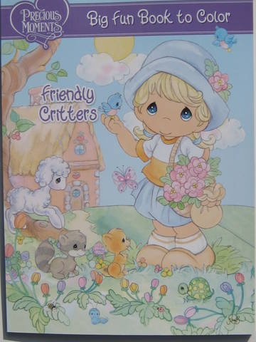 9781403794130: Precious Moments Coloring Book ~ Ready for Take-Off