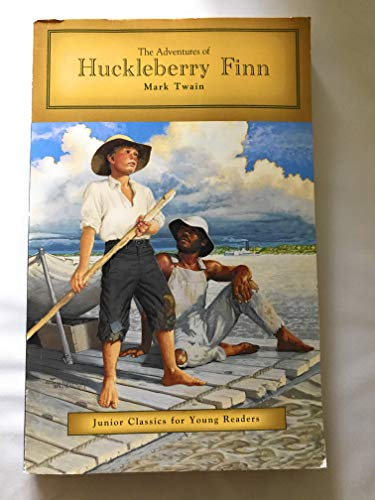 9781403795014: The Adventures of Huckleberry Finn (Junior Classics for Young Readers)