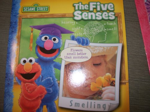 9781403795236: My First Book About the Five Senses (Sesame Street)