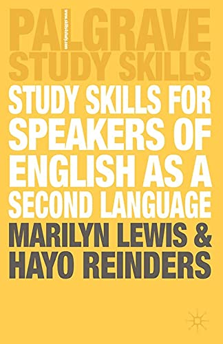 9781403900265: Study Skills for Speakers of English as a Second Language (Palgrave Study Guides)