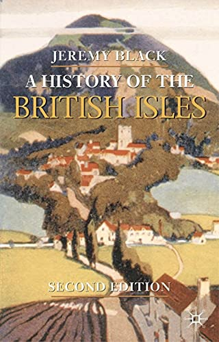 9781403900432: A History of the British Isles (Palgrave Essential Histories Series)