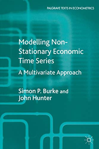 9781403902030: Modelling Non-Stationary Economic Time Series: A Multivariate Approach (Palgrave Texts in Econometrics)