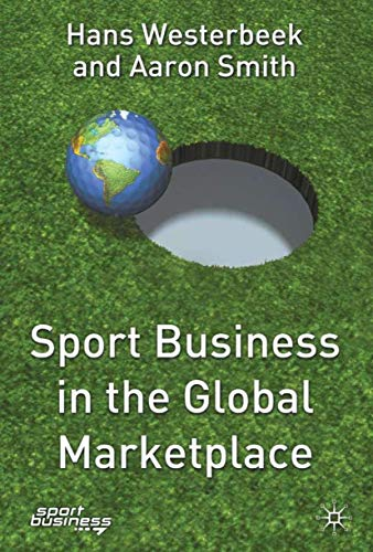 Sport Business in the Global Marketplace: Aaron Smith