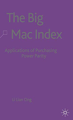 The Big Mac Index: Applications of Purchasing: Li Lian Ong