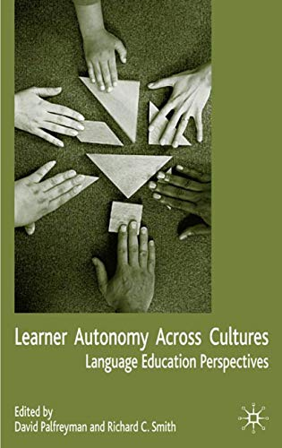9781403903549: Learner Autonomy Across Cultures: Language Education Perspectives