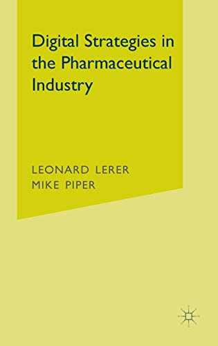 9781403903792: Digital Strategies in the Pharmaceutical Industry