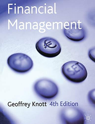 9781403903822: Financial Management