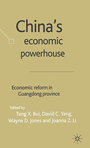 9781403903853: China's Economic Powerhouse: Economic Reform in Guangdong Province