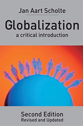 9781403904485: Globalization, Second Edition: A Critical Introduction