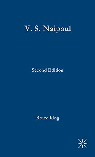 VS Naipaul: King, Bruce