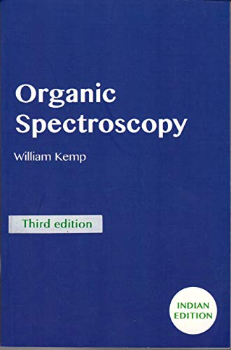 9781403906847: Organic Spectroscopy