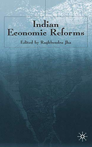 Indian Economic Reforms: Jha, R. (Ed.)