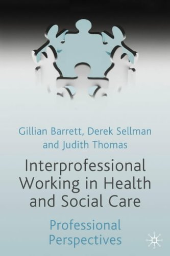 9781403912060: Interprofessional Working in Health and Social Care: Professional Perspectives