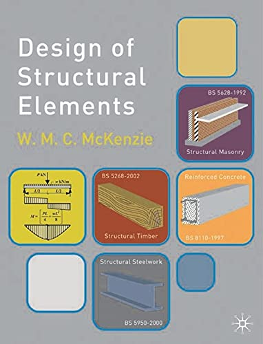 9781403912244: Design of Structural Elements
