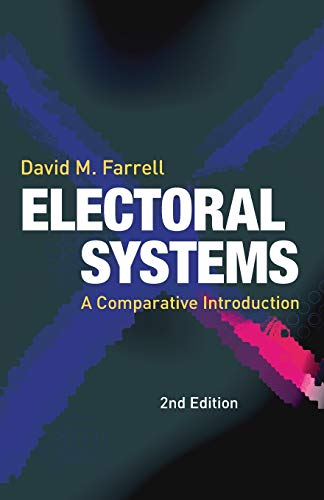 9781403912312: Electoral Systems: A Comparative Introduction