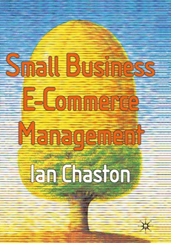 9781403912329: Small Business E-Commerce Management