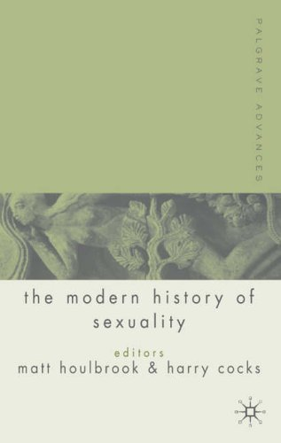 mens sexuality in the modern world essay These are women and men's socially mediated reproductive functions (witt 2011a, 29) and they differ from the biological function of reproduction, which roughly corresponds to sex on the standard sex/gender distinction.