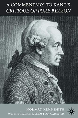 9781403915047: A Commentary to Kant's 'Critique of Pure Reason'