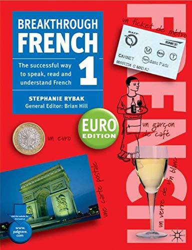 9781403915542: Breakthrough French 1 Euro edition