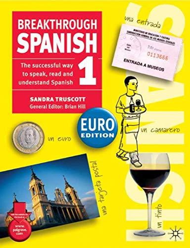 9781403915597: Breakthrough Spanish 1: Euro Edition