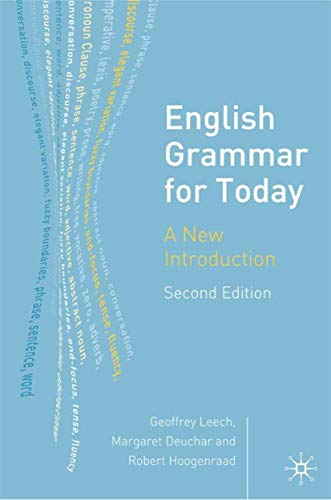 9781403916419: English Grammar for Today: A New Introduction