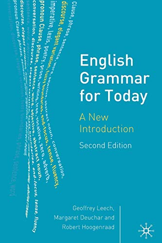 9781403916426: English Grammar for Today: A New Introduction
