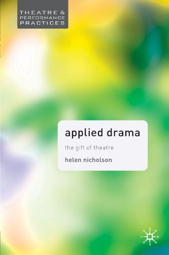 9781403916464: Applied Drama (Theatre and Performance Practices)