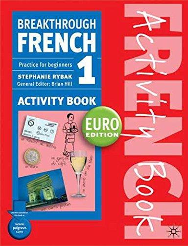 9781403916709: Breakthrough French 1 Activity Book Euro edition