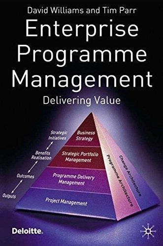 9781403917003: Enterprise Programme Management: Delivering Value