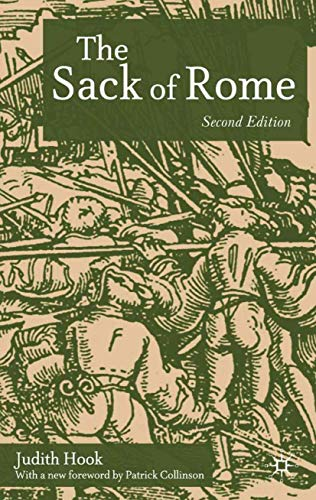 9781403917690: The Sack of Rome: 1527