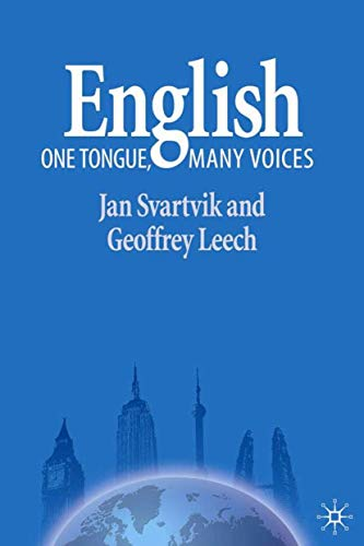 9781403918291: English – One Tongue, Many Voices