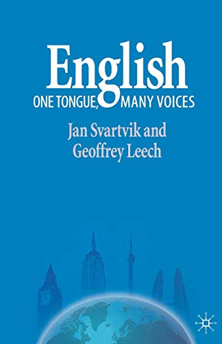 9781403918307: English – One Tongue, Many Voices