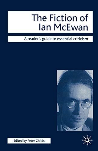 9781403919083: The Fiction of Ian McEwan