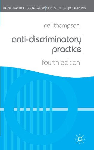 9781403921604: Anti-Discriminatory Practice (Practical Social Work Series)