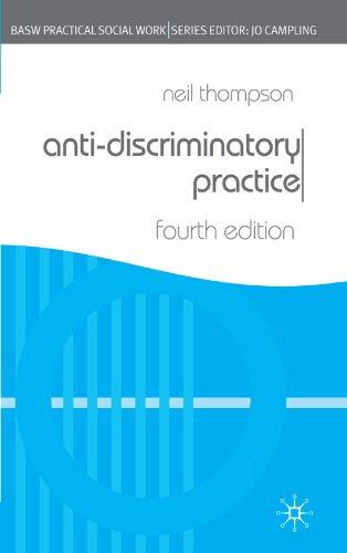 9781403921604: Anti-Discriminatory Practice: Second Edition (Practical Social Work)