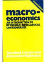Macroeconomics: Levacic