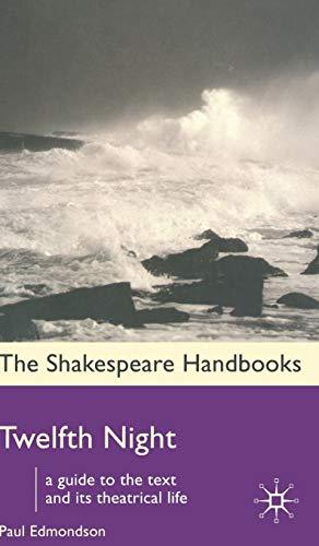 9781403933867: Twelfth Night (Shakespeare Handbooks)