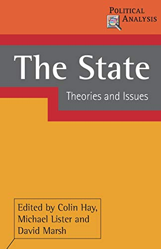 9781403934260: The State: Theories And Issues