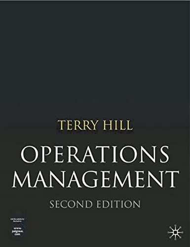 9781403934666: Operations Management, Second Edition