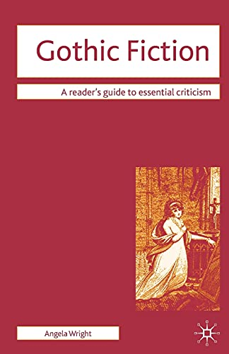 9781403936677: Gothic Fiction (Readers' Guides to Essential Criticism)