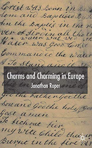 Charms and Charming in Europe (Hardback)