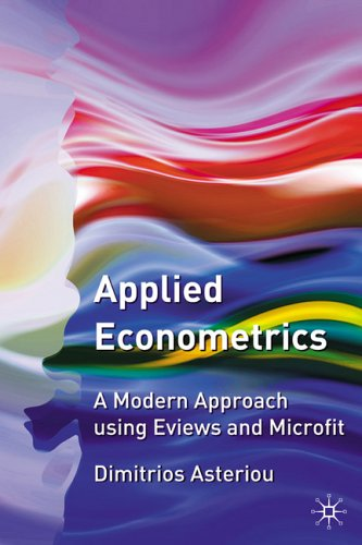 9781403939845: Applied Econometrics: A Modern Approach Using Eviews and Microfit